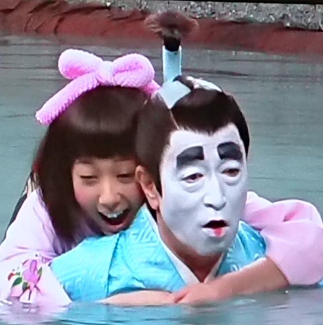 優香姫志村けん卒業