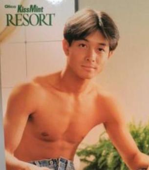 吉田栄作筋肉