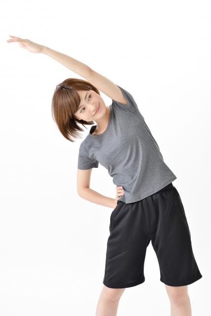 二の腕痩せ体操