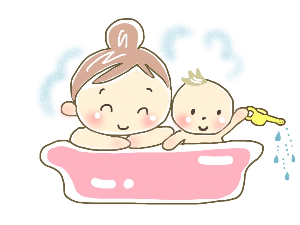 ワンオペ育児のお風呂入れ方