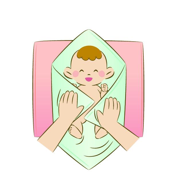 赤ちゃんお風呂2人目