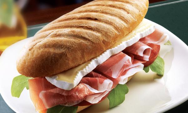 森サンドイッチ