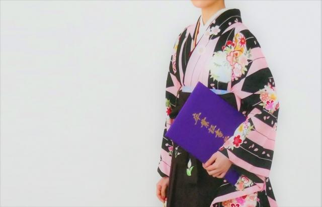 武道館 卒業式 袴