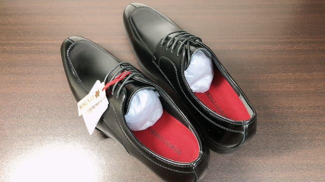 新入社員 スーツ 靴